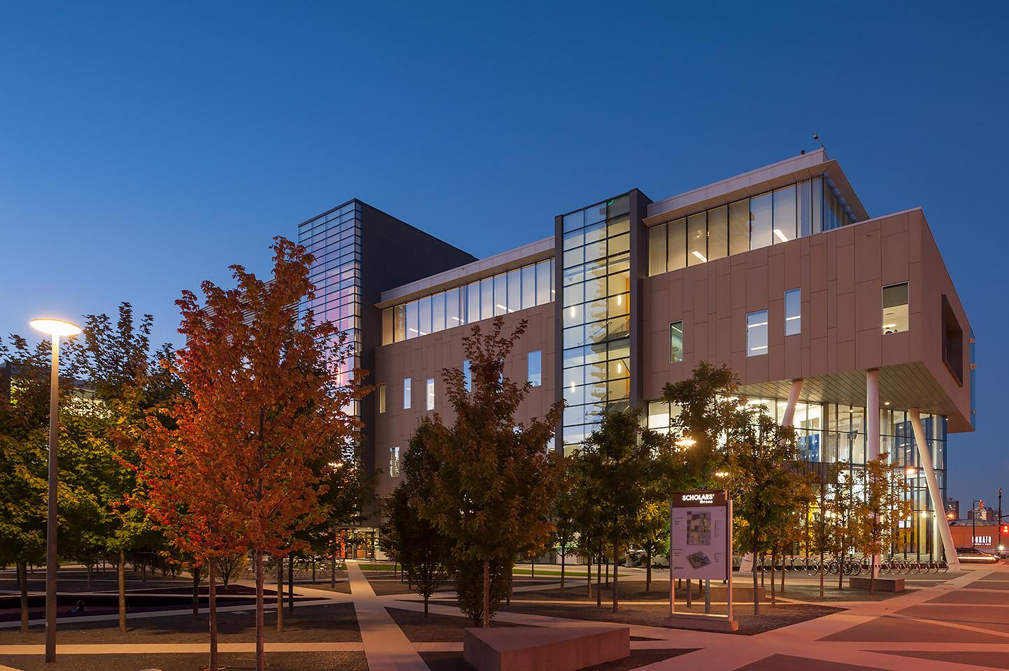 The Sheridan College: Hazel McCallion Campus in Mississauga