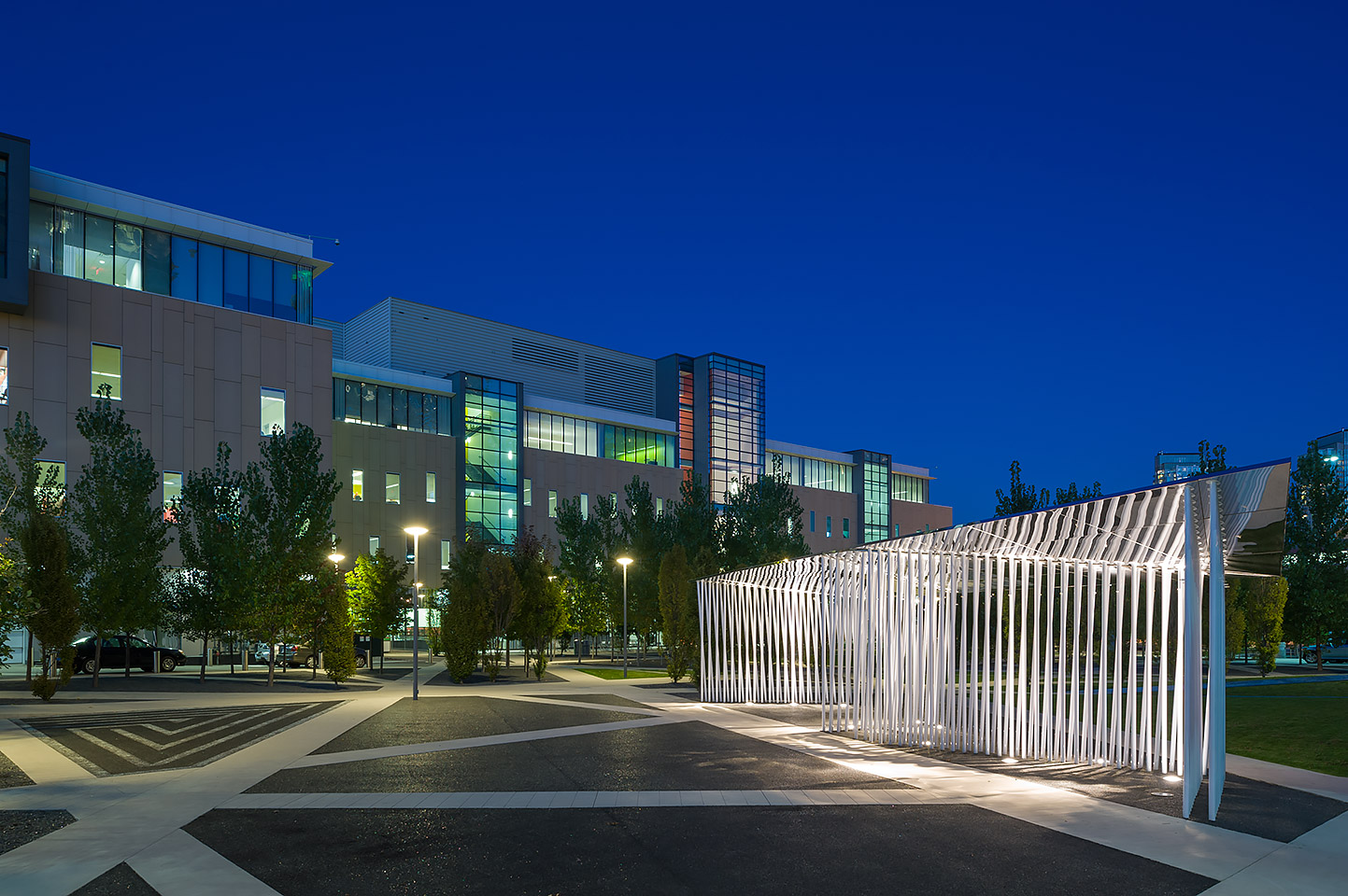 The Sheridan College | Architecture Photography | Toronto