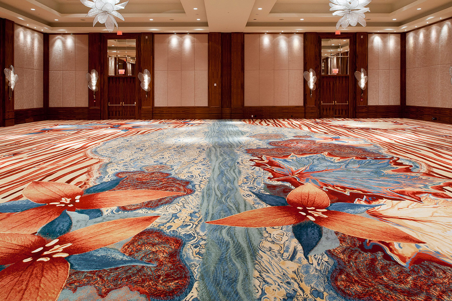 ULSTER Carpets. Ritz Carlton, Toronto.